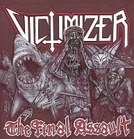 Victimizer - The Final Assault, CD