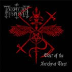 Perdition Temple - Edict Of The Antichrist Elect, CD