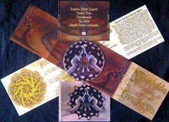 Njiqahdda - Yrg Alms, CD