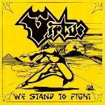 Virtue - We Stand To Fight [black/yellow splatter], LP