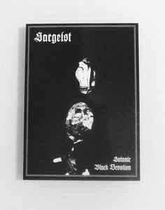 Sargeist - Satanic Black Devotion, A5-DigiCD