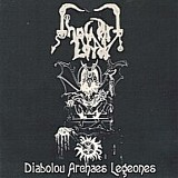 Thou Art Lord - Diabolou Archaes Legeones, CD