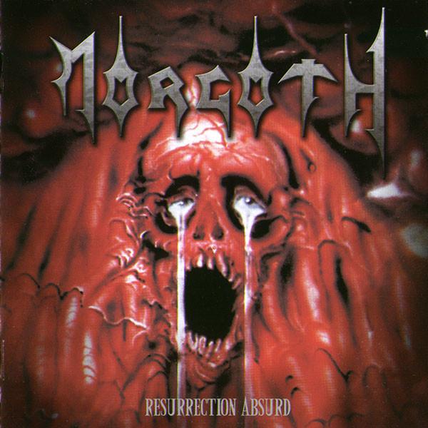 Morgoth - Resurrection Absurd, CD