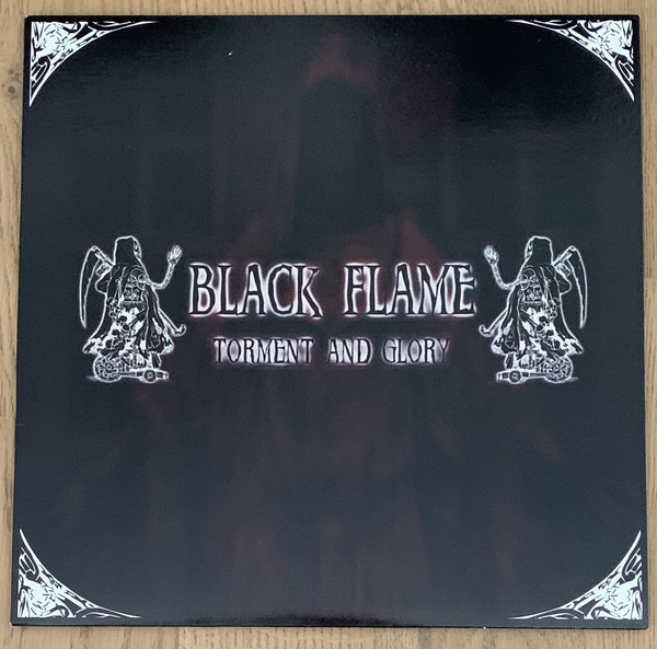 Black Flame - Torment And Glory [red - 100], LP
