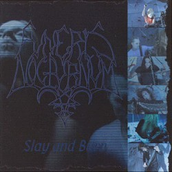 Funeris Nocturnum - Slay And Burn, MCD