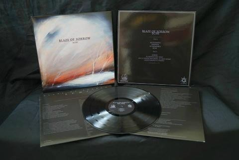 Blaze Of Sorrow - Echi, LP