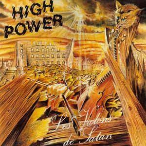 High Power - Les Violons de Satan, LP