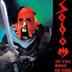 Sodom - In The Sign Of Evil/ Obsessed By Cruelty, CD