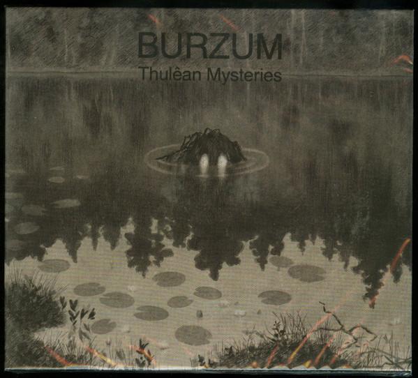 Burzum - Thulêan Mysteries, Digi-2CD