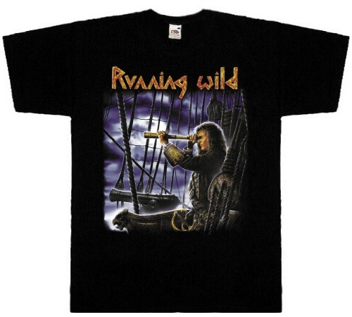 Running Wild - The Privateer, TS