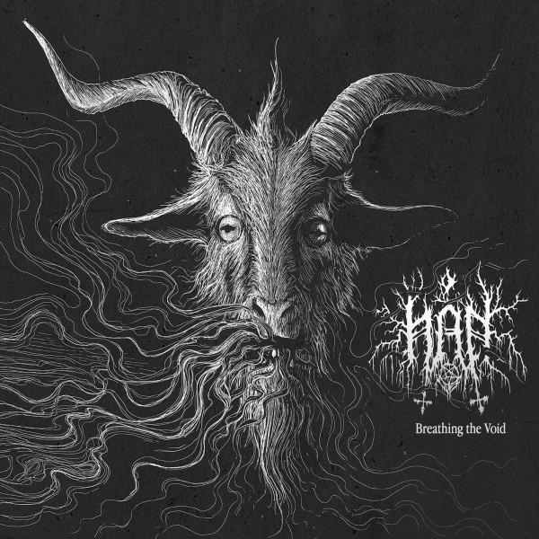 Hån - Breathing the Void, CD