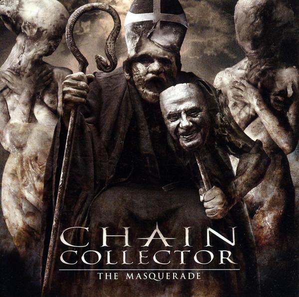 Chain Collector - The Masquerade, CD