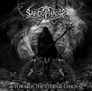 The Sarcophagus - Towards The Eternal Chaos, CD