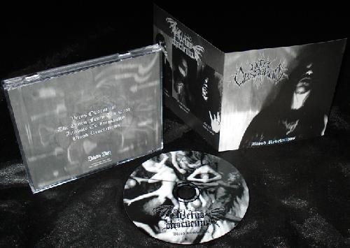 Vetus Obscurum - Blood Revelations, MCD