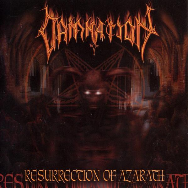 Damnation - Resurrection Of Azarath, CD