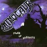 Minotaur (Ger) - Power of Darkness, CD