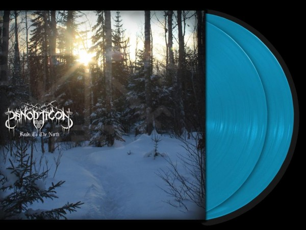 Panopticon - Roads To The North [blue], 2LP