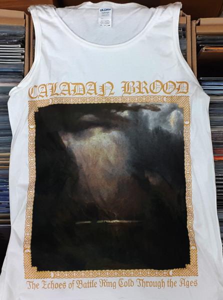 Caladan Brood - Echoes of Battle [white], TT
