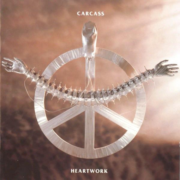 Carcass - Heartwork, CD
