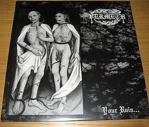 Vermeth - Your Ruin, LP