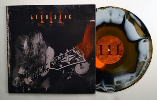 Acid King - III [3-way blend], LP