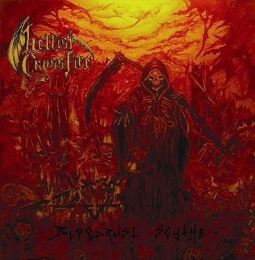 Hellish Crossfire - Bloodrust Scythe, CD