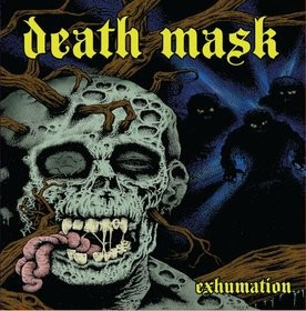 Death Mask - Exhumation, CD