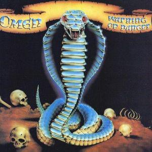 Omen - Warning Of Danger, CD