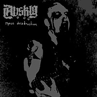 Avsky - Mass Destruction, CD
