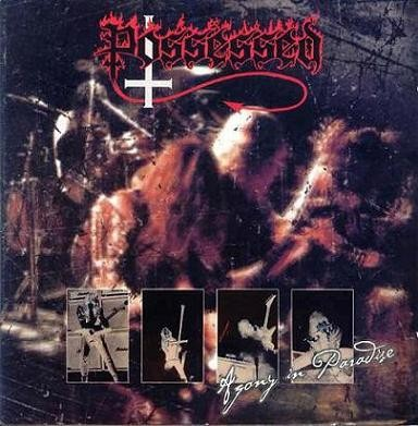 Possessed - Agony In Paradise, CD