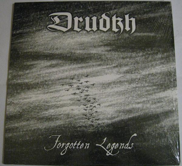 Drudkh - Forgotten Legends, LP