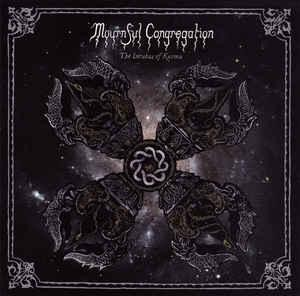 Mournful Congregation - The Incubus Of Karma, CD