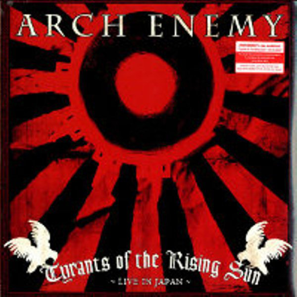 Arch Enemy - Tyrants Of The Rising Sun: Live In Japan, 2LP