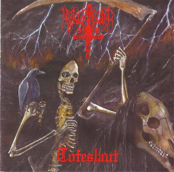 Nastrond - Toteslaut, CD