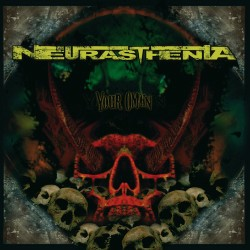 Neurasthenia - Your Omen, CD
