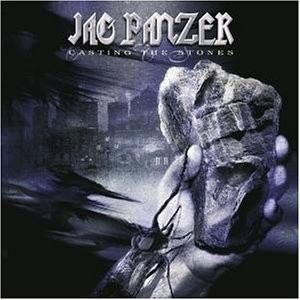 Jag Panzer - Casting The Stones [clear], LP