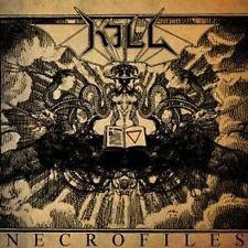 Kill (Swe) - Necrofiles, CD