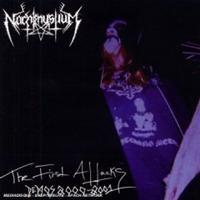 Nachtmystium - The First Attacks (Demos 2000-2001), CD