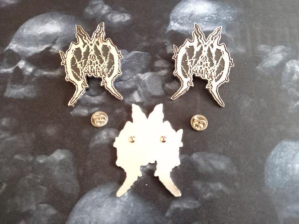 Faidra - Logo, Metal Pin