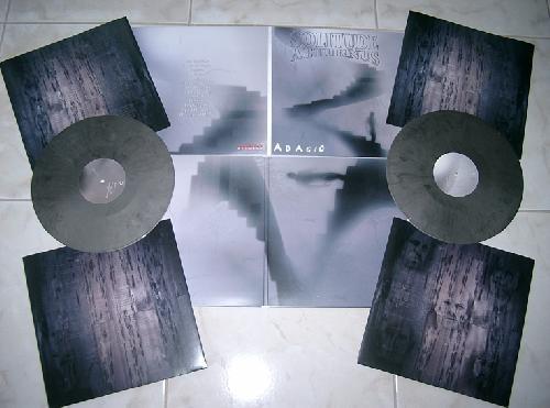 Solitude Aeturnus - Adagio [silver marble - 150], 2LP