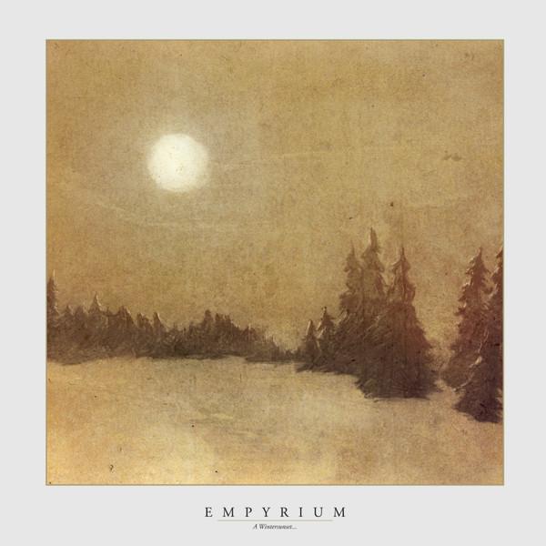 Empyrium - A Wintersunset… [gold - 500], LP