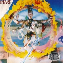 Shiva (UK) - Firedance, CD