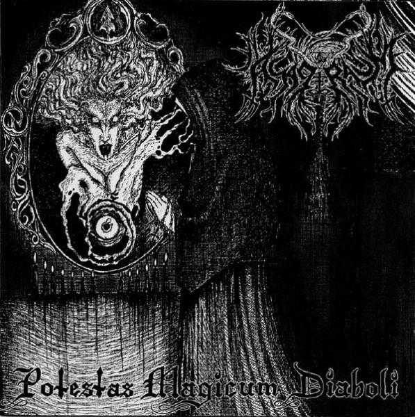 Asagraum - Posestas Magicum Diaboli, CD