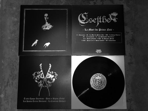 Csejthe - La Mort Du Prince Noir [black - 100], LP