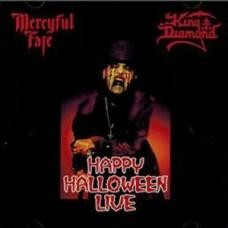 Mercyful Fate/King Diamond - Happy Halloween Live 1984, CD
