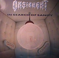 Onslaught (UK) - In Search Of Sanity, CD