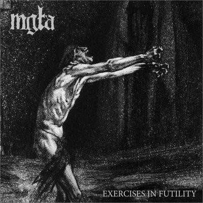 Mgla - Exercises In Futility, CD