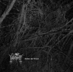 Witchcraft (Hun) - Under The Crust, CD