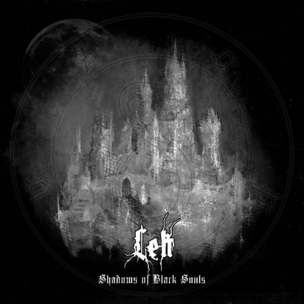 Lek - Shadows Of Black Souls, LP