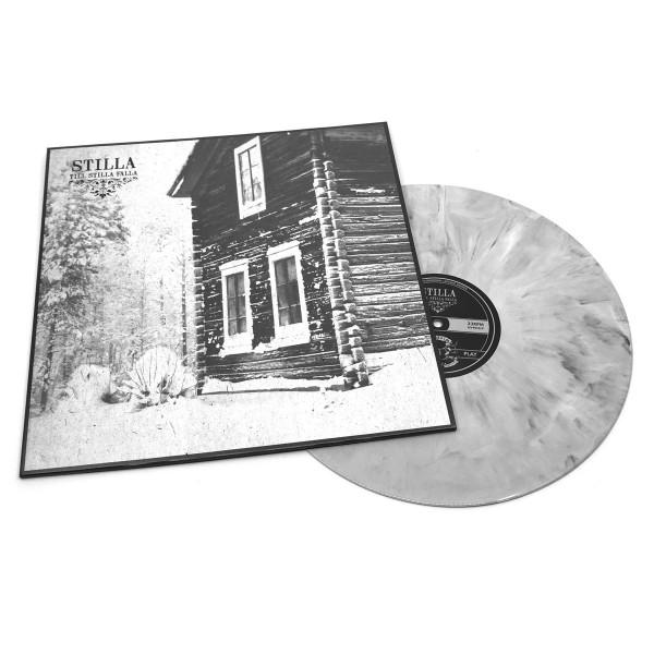 Stilla - Till Stilla Falla [white/black marble - 500], LP